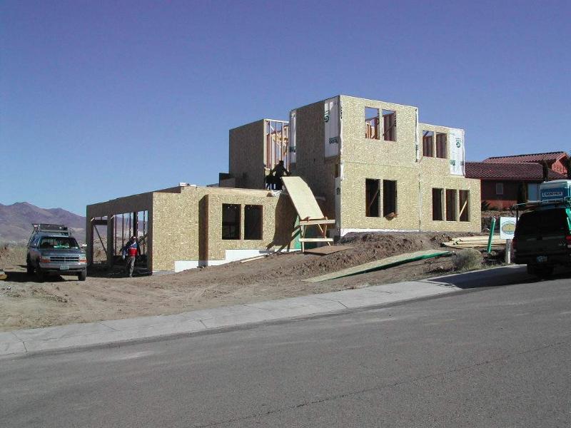 Dayton-custom-home-front-framing