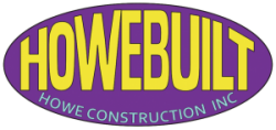 Howebuilt - Howe Construction, Inc. logo