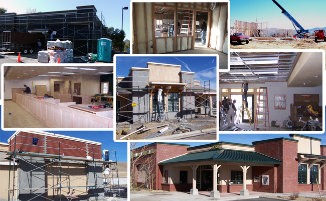 commercial general contractor Reno, Lake Tahoe, Carson City