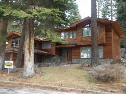 Home Remodel in Lake Tahoe