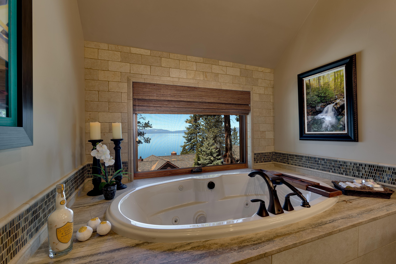 Lake Tahoe Custom Bath