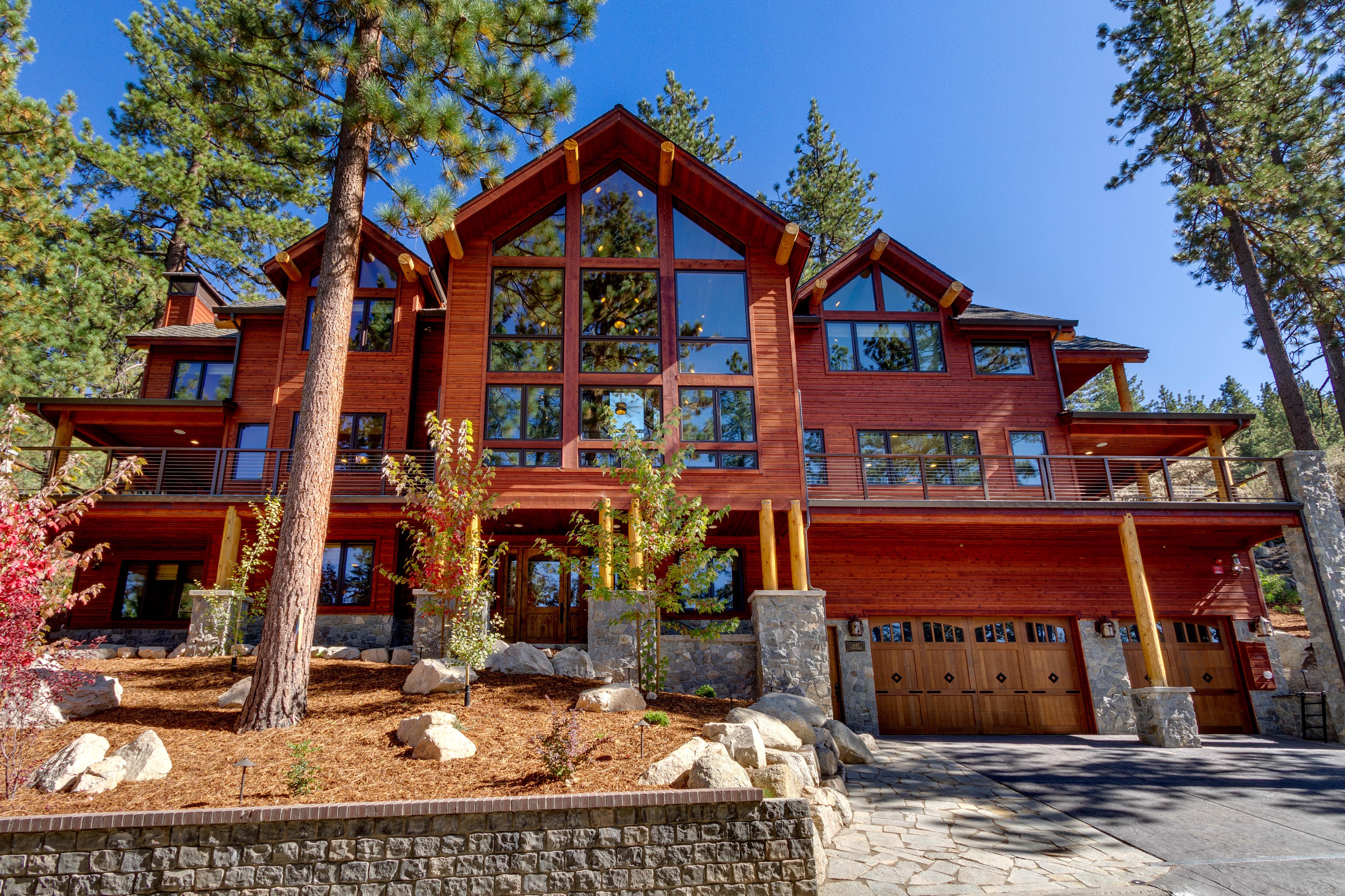 Lake Tahoe Custom Home
