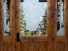 Lake Tahoe Custom Door