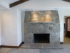 fire place rock