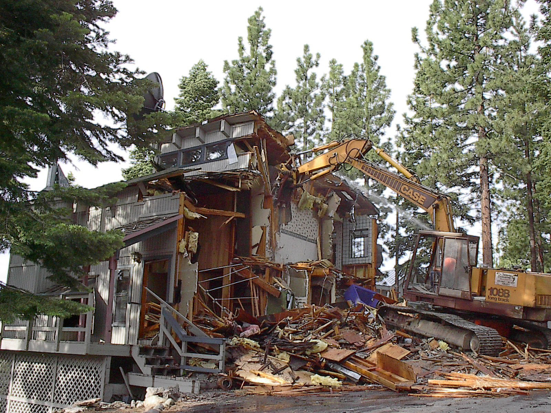 Incline-Village-renovation-tear-down